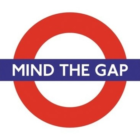Transport For London Mind The Gap I56132